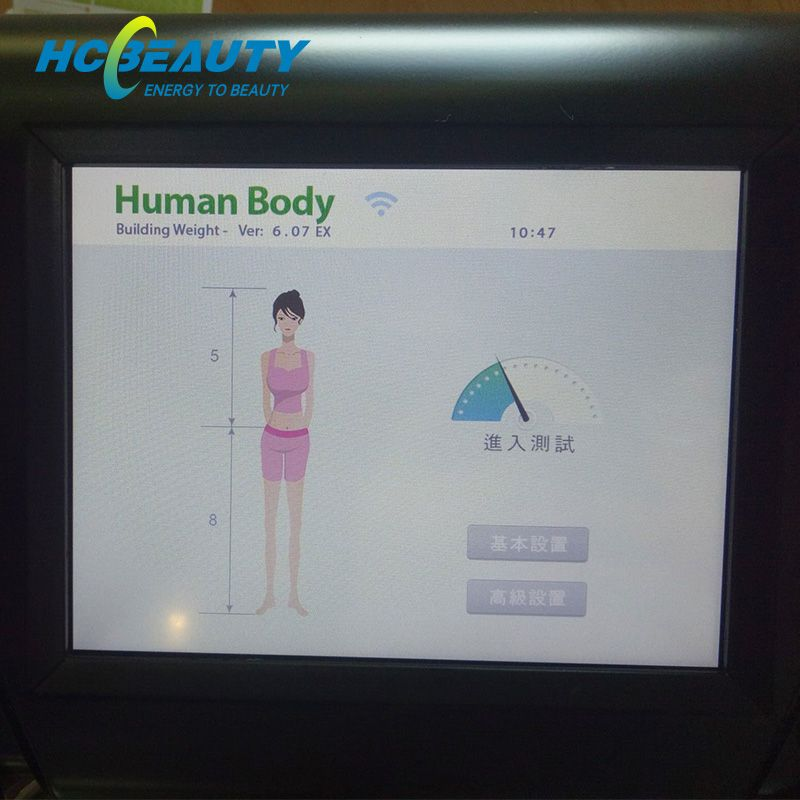 New trending high-performance body composition analizer