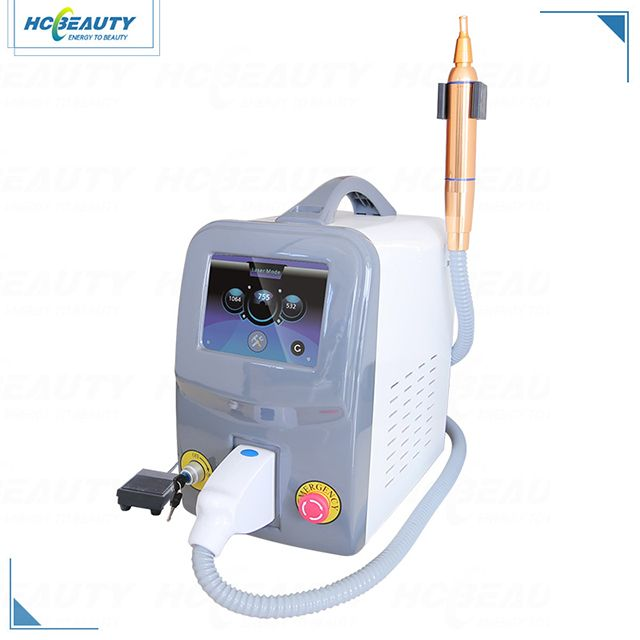 New Tech Picosecond Laser Purchase for Remover Tattoo