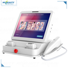 Non-surgical Face Lift Hifu Skin Care Machine