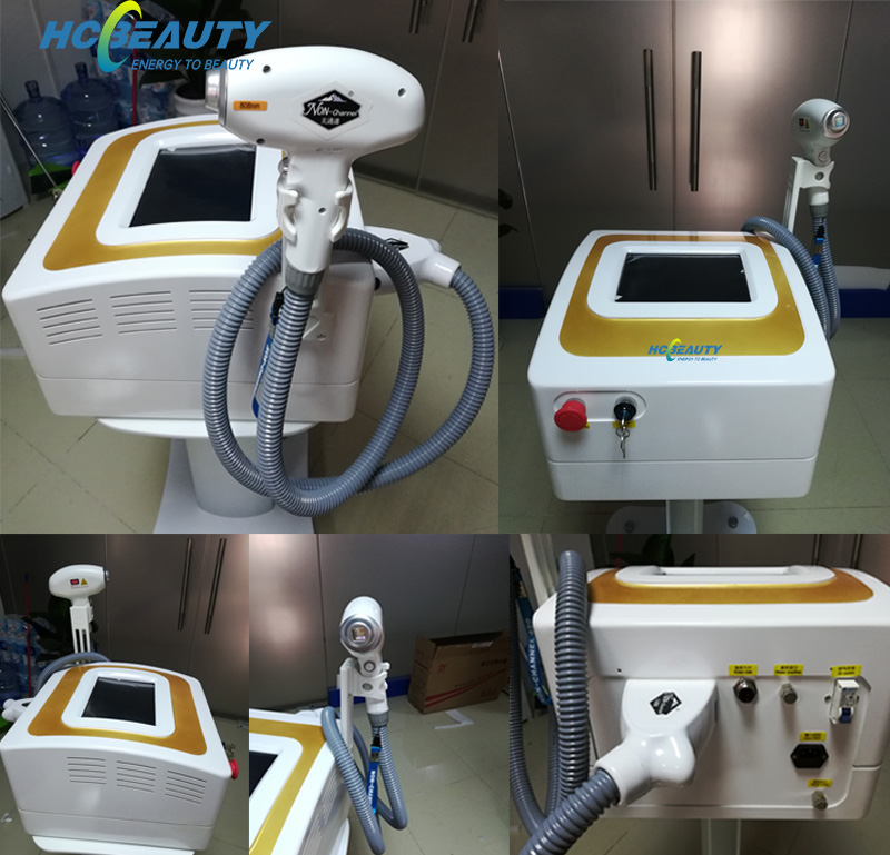 underarm unwanted hair removal treatment laser machine