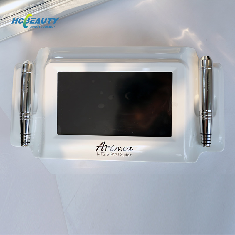Touch Screen Eyebrows Digital Permanent Makeup Tattoo Machine
