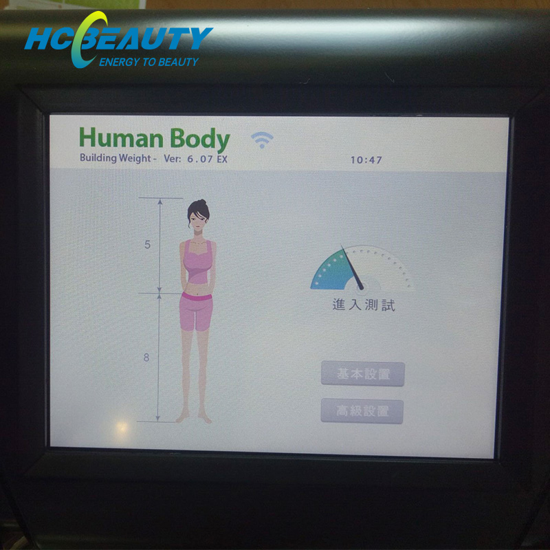 Top Ten Body Mass Index Body Fat Testing Machine