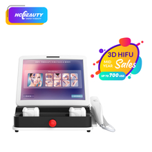 26500 Shots Body Slimming 3d Hifu Facelift Machine Price FU4.5-4S