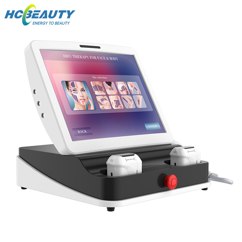 Hifu Machine Ultrasound Skin Tightening Anti Aging Anti Wrinkle Face Lifting