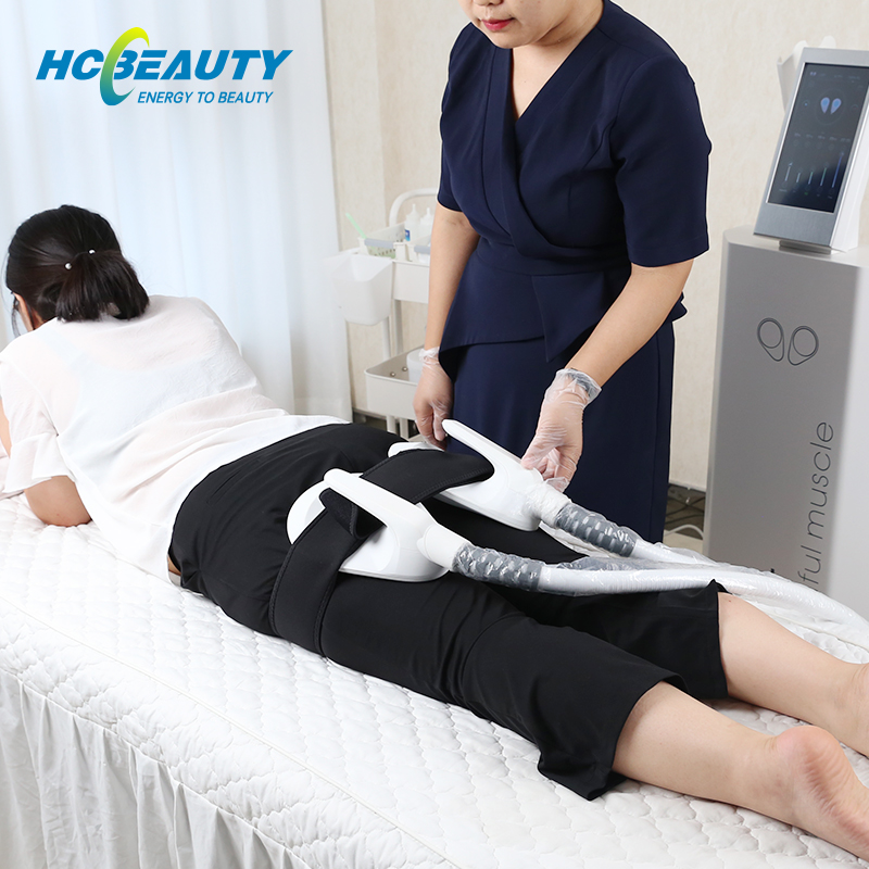 Professional Hiemt Ems Sculpt Machine for Fat Burning Body Contouring Slimming