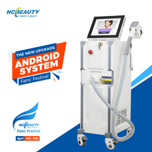 New Trending Beauty Besiness Professional Android System Permanent Skin Rejuvenation 755 808 1064nm Diode Laser Hair Removal Machine