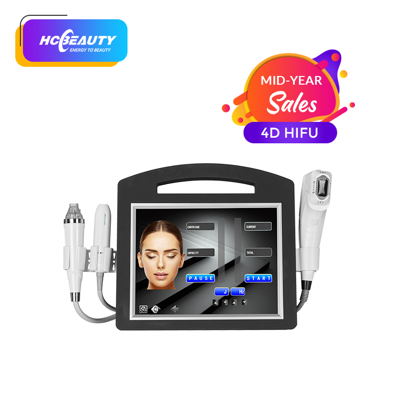 Skin Rejuvenation Hifu Face Lift Machine Facial Treatment