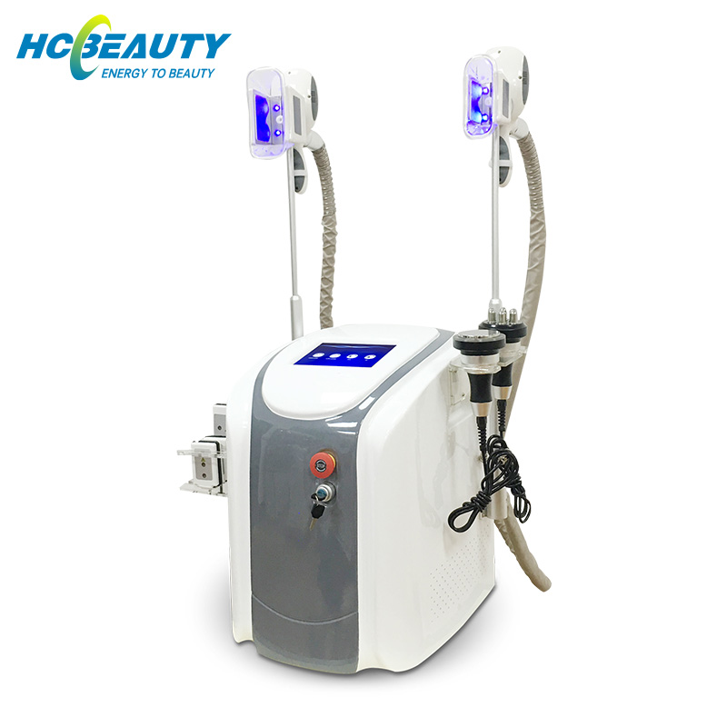 Best Home Fat Freezing Machine with Multifunctional Handles