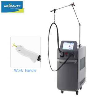 Hair Removal Long Pulse Laser Alexandrite 755nm Machine Price