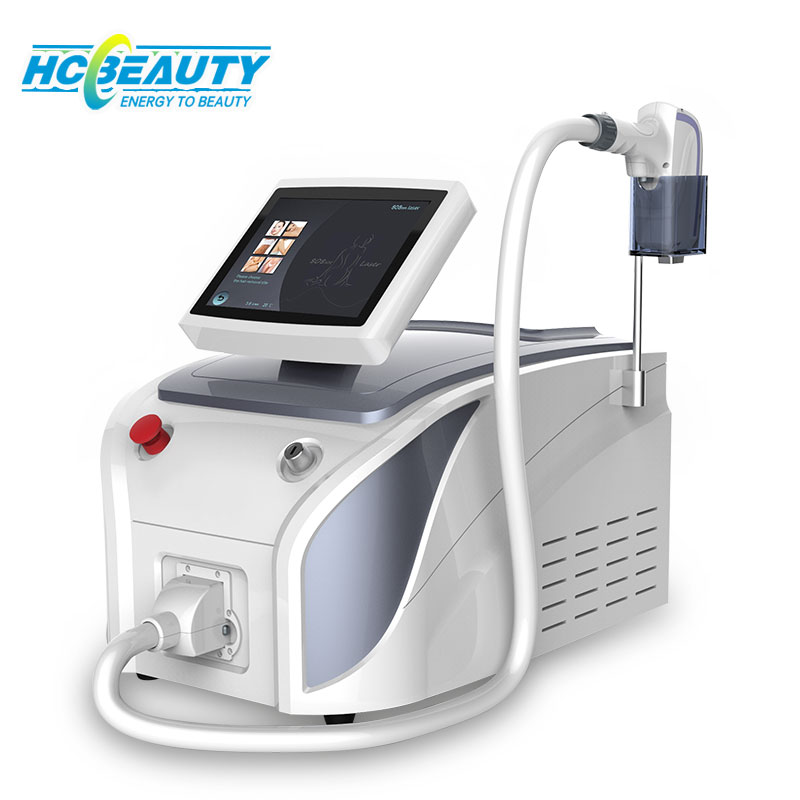 Laser Hair Removal Machine Japan with 3 Wavelength