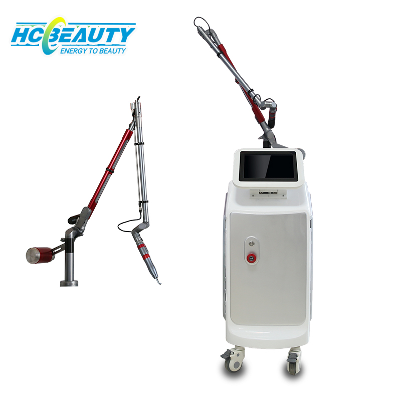 HCBEAUTY Q-switched Nd Yag Laser Tattoo Removal Machine for Clinic