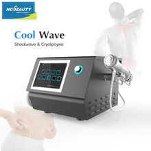 Shockwave Therapy Machine Price in Ireland with cryo slimming function