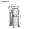 professional laser hair removal and facial machine touch screen easy to use