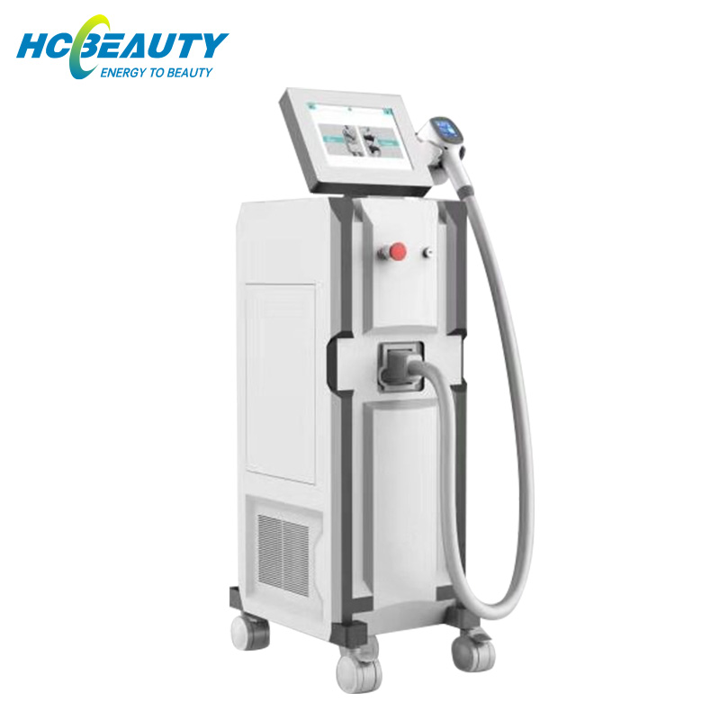 755nm 808nm 1064nm beauty salon buy laser machine for hair removal